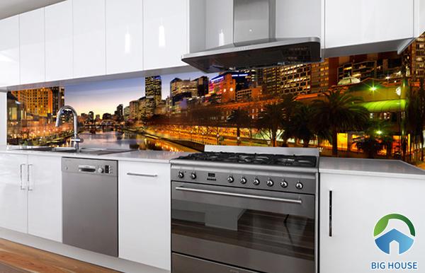 Tổng hợp 20 mẫu gạch ốp bếp 3D Giá rẻ – Xuất sắc nhất 2021