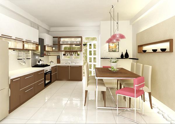 Chọn gạch ốp bếp Bạch mã Đẹp – Dễ vệ sinh Đảm bảo Tiêu chuẩn Vàng