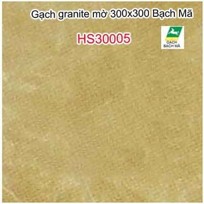 Gạch lát nền Bạch Mã 30×30 HS30005