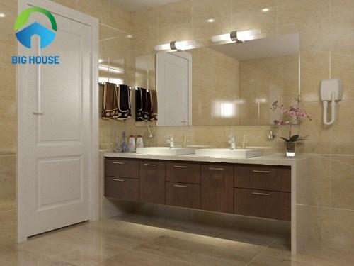 Gạch granite Bạch mã cho nhà vệ sinh