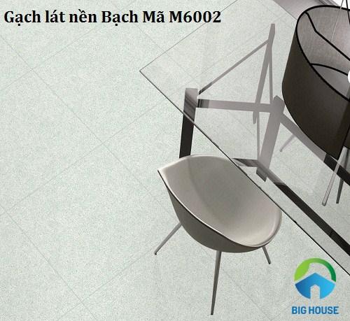 Gạch bạch mã m6002 nổi bật với tông màu xám xanh