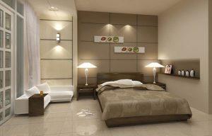 99++ mẫu gạch ốp phòng ngủ Bạch Mã theo từng Mệnh đem lại Tài lộc