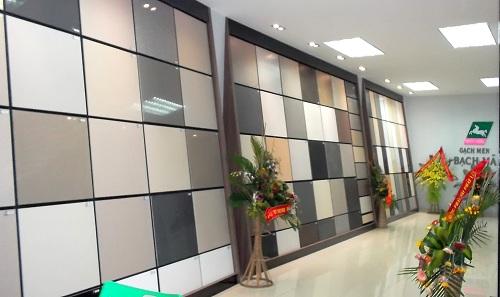 Showroom gạch Bạch mã tại Hà Nội
