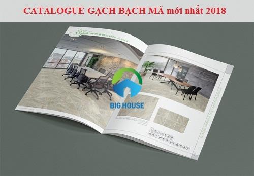 Catalogue gạch Bạch Mã chi tiết, cập nhật mới nhất 2018