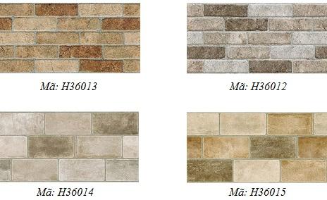 mẫu gạch ốp tường ban công đầy ấn tượng