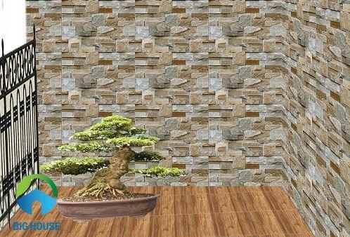 mẫu gạch ốp tường ban công
