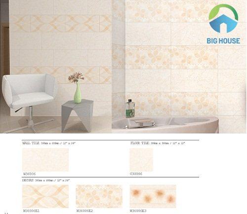 các mẫu gạch ốp tường bạch mã 30x60 6