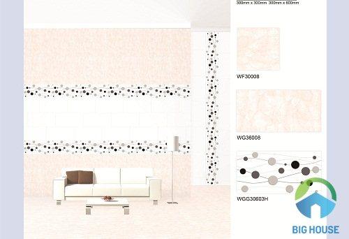 các mẫu gạch ốp tường bạch mã 30x60 8