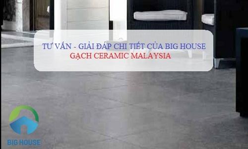 Có nên lựa chọn gạch ceramic Malaysia cho các công trình không?