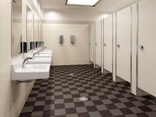 Gạch sàn nước 30x30 cho nhà vệ sinh