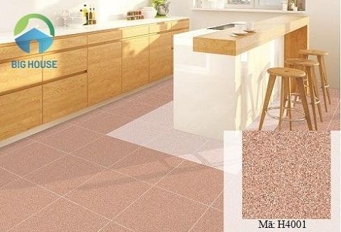 mẫu gạch lát nền Bạch mã 40x40 muối tiêu