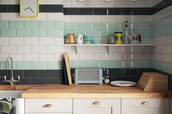 Top mẫu gạch ốp bếp màu trắng Đẹp – Không thể bỏ lỡ 2021