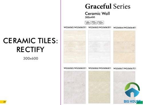Khám phá Catalogue gạch ceramic Bạch Mã 2019 đầy đủ, chi tiết nhất