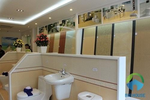 Showroom gạch malaysia Chất lượng