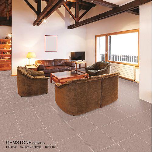 Mẫu gạch lát nền Bạch mã HG4590 cho phòng khách