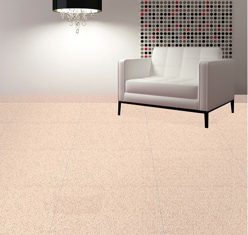Phòng khách ấm cúng với mẫu gạch Bạch mã HG6003