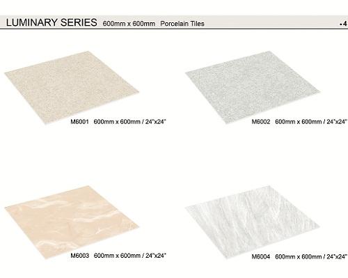 Gạch Bạch mã M6001 trong bộ sưu tập Luminary