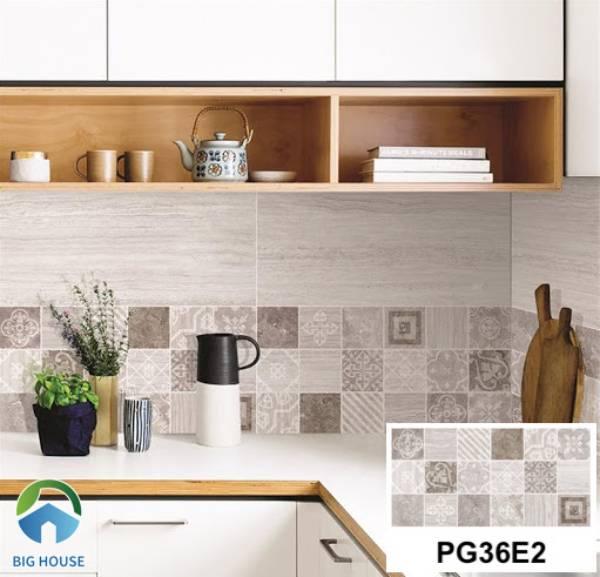 Gạch bông Bạch Mã PG36E2