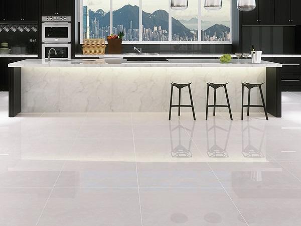 Gạch bóng kiếng Bạch Mã 60×60: Đánh giá chất lượng – Báo giá chi tiết