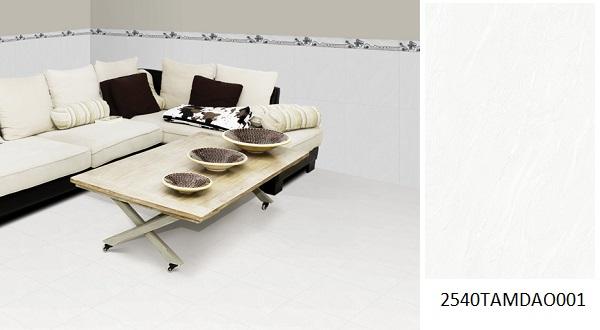 gạch ceramic 250x400 đơn sắc đẹp mắt
