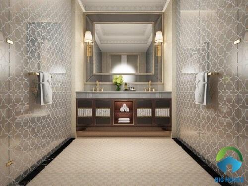 Cách chọn Gạch ceramic chống trơn Hiệu quả cao cho từng Khu vực