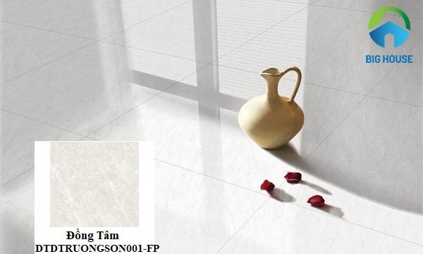 Gam màu sáng của gạch vân đá Đồng Tâm DTDTRUONGSON001-FP giúp các căn hộ thêm phần hiện đại, sang trọng
