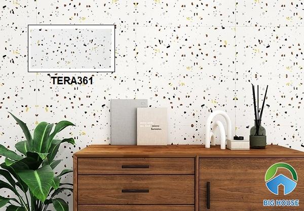 TERA361 là mẫu gạch rất dễ ứng dụng cho mọi không gian