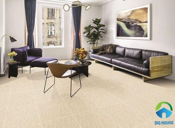 Gạch granite 600x600 vân gỗ Chất lượng cao