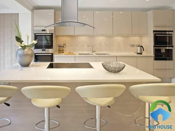 Nguyên tắc chọn gạch lát mặt bếp có chất lượng tốt nhất