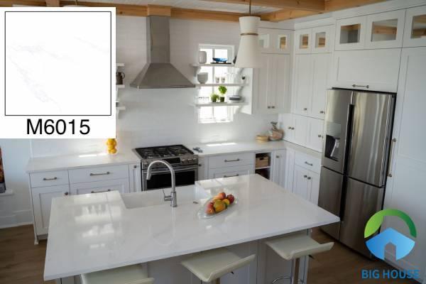 Gạch lát mặt bếp Bạch Mã M6015