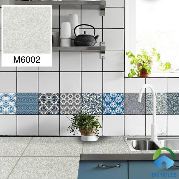 Gạch lát mặt bếp Bạch Mã M6002