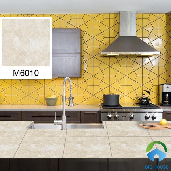 Gạch lát mặt bếp Bạch Mã M6010