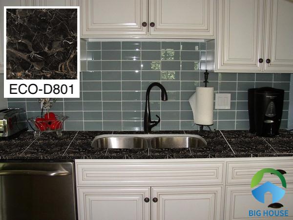 Gạch lát mặt bếp Viglacera ECO-D801