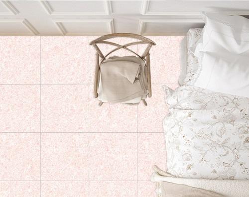 Mẫu gạch lát nền Bạch mã HDC8001 giúp phòng ngủ thêm ấm cúng