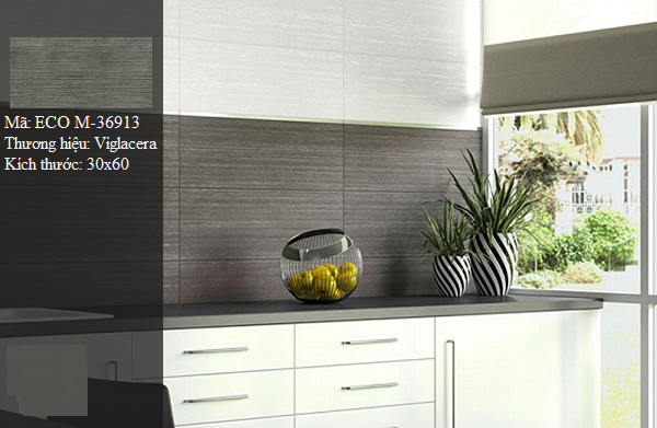 Mẫu gạch ốp tường trang trí bếp Đẹp - Ấn tượng