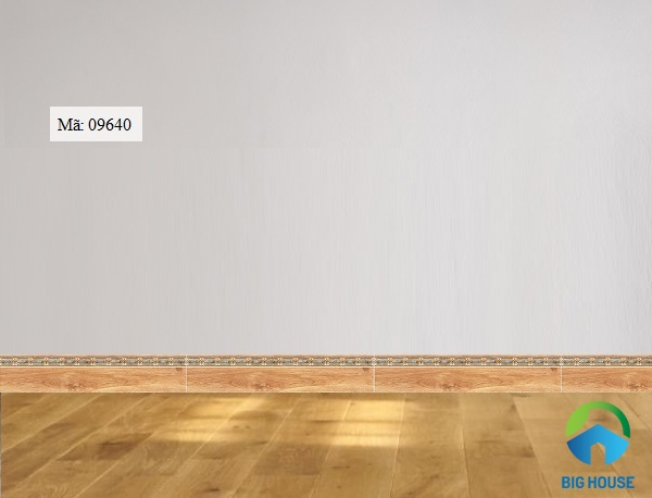 gạch ốp vân gỗ cho chân tường