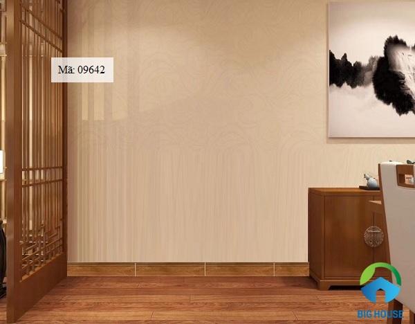 mẫu gạch chân tường giả gỗ
