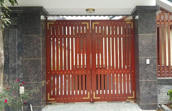 TOP 10 mẫu gạch ốp cổng nhà đảm bảo Đẹp Bền Vững nhất