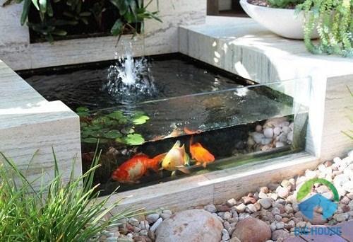 mẫu gạch ốp hồ cá chất lượng