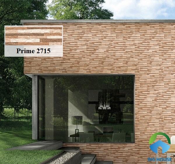 Gợi ý mẫu gạch thẻ Prime 2715 kích thước 10x30 với những mảng màu đậm nhạt rất mới mẻ