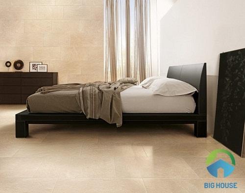 mẫu gạch ốp tường phòng ngủ kích thước hẹp