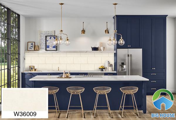 Gạch ốp tường bếp 30x60 Bạch Mã W36009