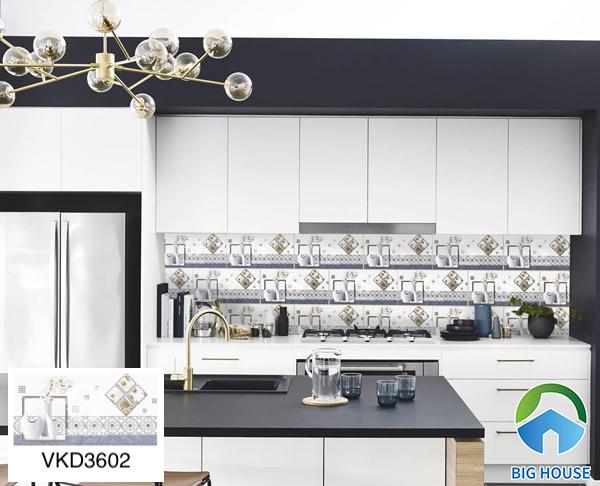Gạch ốp tường bếp 30x60 Mikado VKD3602