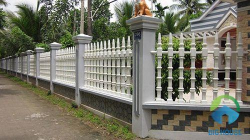 gạch ốp tường hàng rào chất lượng cao