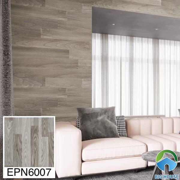 Gạch ốp tường phòng khách giả gỗ Italia EPN6007