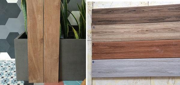 20 Mẫu gạch thẻ giả gỗ Đẹp – Chất Lượng – Giá Tốt nhất 2021