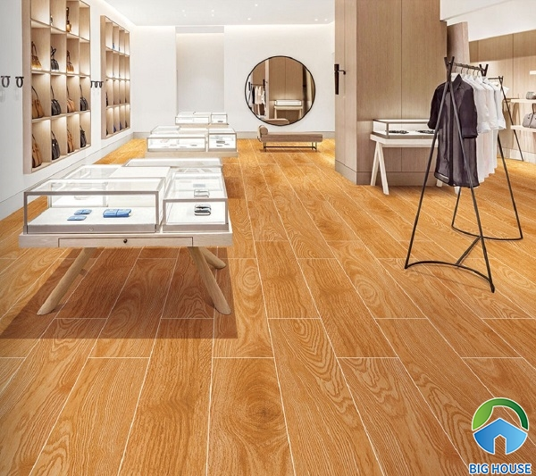 Gạch thẻ vân gỗ sở hữu nhiều ưu điểm vượt trội rất xứng đáng để người tiêu dùng lựa chọn