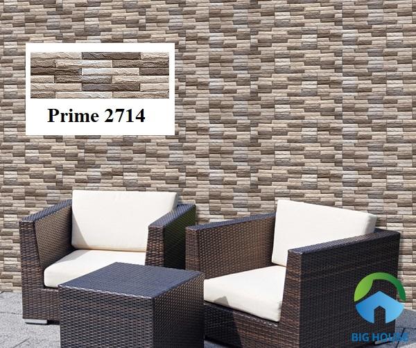 Gạch thẻ ốp tường ngoại thất Prime 2714 sở hữu nhiều tính năng nổi trội