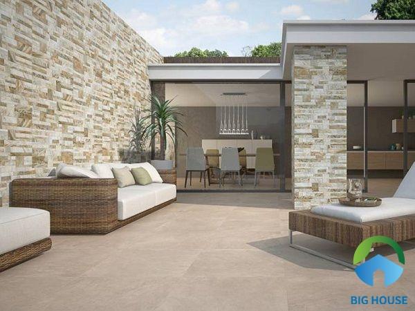 Cẩm nang sử dụng gạch thẻ ốp tường ngoại thất giúp không gian nhà bạn đẹp hoàn hảo