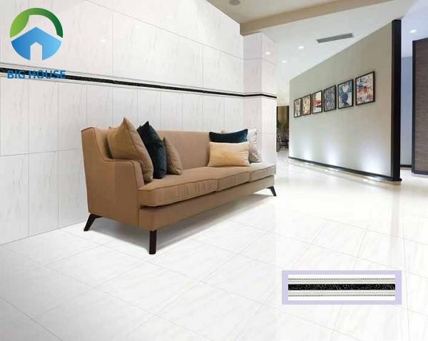 Gợi ý mẫu gạch viền Đồng Tâm V1060MOSAIC001 ốp tường đẹp